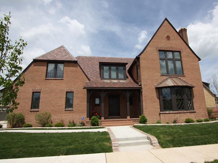 Custom Brick Home near Notre Dame