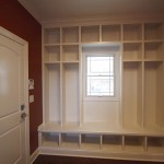 Built-In Organizational Space