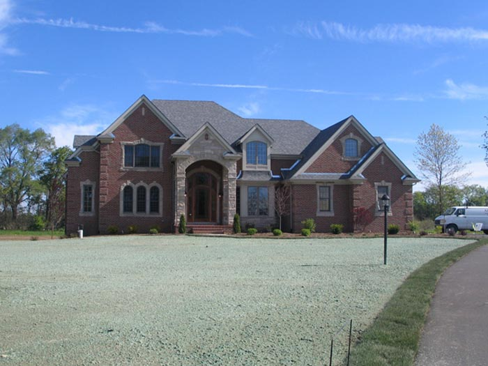 South gate residence century builders for Century custom homes