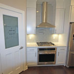 Pantry and Range Hood