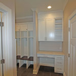 Mud Room and Organizational Space