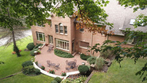 1122 Stratford Place - Exterior Aerial View