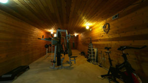 1122 Stratford Place - Workout Room